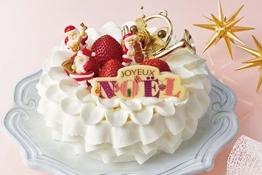 クリスマスケーキ12選